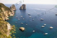Capri,卡碧岛,也叫女妖岛
