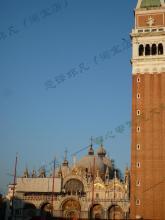 威尼斯圣马可广场一角